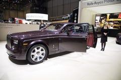 Alcohol de Rolls Royce del éxtasis Imagen de archivo