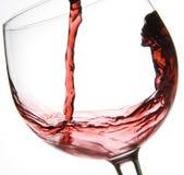 Alcohol del vino Imágenes de archivo libres de regalías