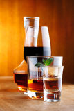Alcohol drinks Stock Photos