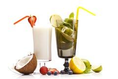 Alcohol exótico imagen de archivo