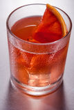 Alcohol fruity drink Royalty Free Stock Photo