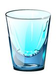 Alcohol glass small Stock Images