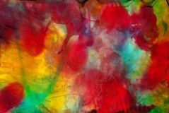 Alcohol ink texture. Fluid ink abstract background. art for design.  Stock Images