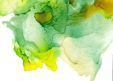 Alcohol ink texture. Fluid ink abstract background. art for design.  vector illustration