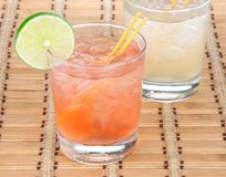 Alcohol long island Iced tea Stock Photos