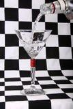 Alcohol, martini Stock Photo