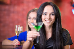 Alcohol Stock Image