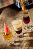 Alcohol Shot Stock Photo
