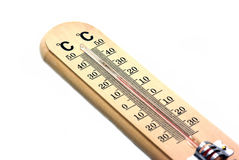 Alcohol thermometer Royalty Free Stock Images