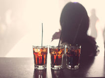 Alcohol. Royalty Free Stock Images