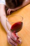 Alcoholic Stock Image