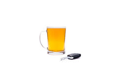 Alcoholic beverage Royalty Free Stock Photos