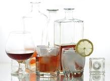Alcoholic beverages Royalty Free Stock Image