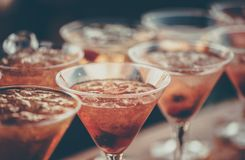Alcoholic, Beverages, Bar Royalty Free Stock Photos