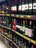 Alcoholic beverages Royalty Free Stock Photo