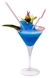Alcoholic cocktail. Facilitated alcoholic cocktail for party Stock Image
