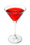 Alcoholic Cocktail - Cosmopolitan Royalty Free Stock Image