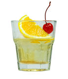 Alcoholic cocktail Royalty Free Stock Image