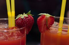 Alcoholic drink Stock Photos