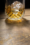 Alcoholic drink being served Royalty Free Stock Photo
