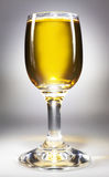 Alcoholic Drink in a Glass Stock Photo