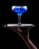 Alcoholic Nightclub Cocktails Stock Photos