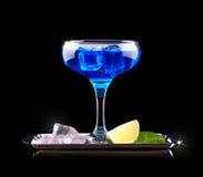 Alcoholic Nightclub Cocktails Stock Photography