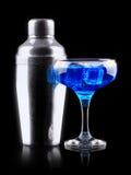 Alcoholic Nightclub Cocktails Royalty Free Stock Image