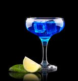 Alcoholic Nightclub Cocktails Royalty Free Stock Photos