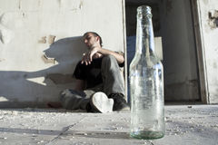 Alcoholisch Stock Foto's
