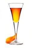 Alcoholische drank stock afbeelding