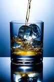 Alcoholische drank Royalty-vrije Stock Foto's
