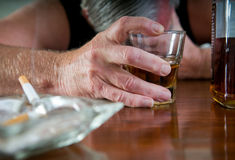 Alcoholism Stock Photos