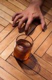 Alcoholisme Stock Afbeeldingen