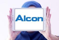 Alcon Ophthalmology comapny logo Royalty Free Stock Photo