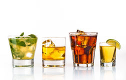 Alcool Immagini Stock