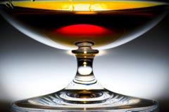 Alcool en glace Photographie stock libre de droits