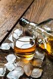 alcool whisky Fotografia Stock Libera da Diritti