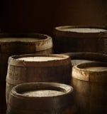 Alcool Xale Xassortment Xbar Xbarrel del barilotto Immagine Stock Libera da Diritti