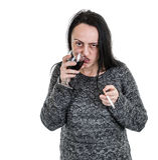 Alcoolique Image stock