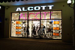 Alcott store Royalty Free Stock Images