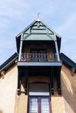 Alcova em Valkenburg de aan Geul, Países Baixos Fotografia de Stock Royalty Free