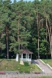Alcova na floresta imagens de stock royalty free