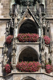 Alcoves at  Marienplatz, Munich Germany Stock Images