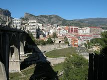 Alcoy Spain stock photography