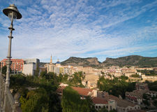 Alcoy village Stock Photography