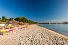 Alcudia海滩 图库摄影