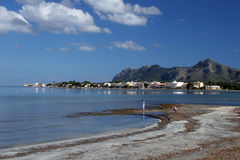 Alcudia Stock Photo