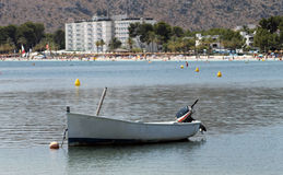 Alcudia beach Royalty Free Stock Images