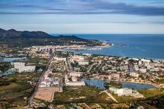 Alcudia, Mallorca royalty-vrije stock foto